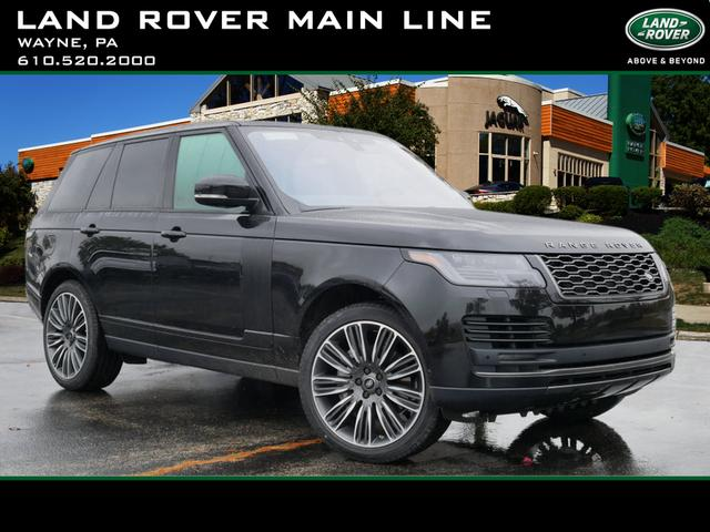 New 2020 Land Rover Range Rover MHEV