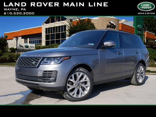 New 2020 Land Rover Range Rover HSE MHEV