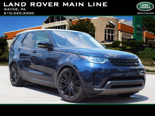Pre-Owned 2017 Land Rover Discovery AWD