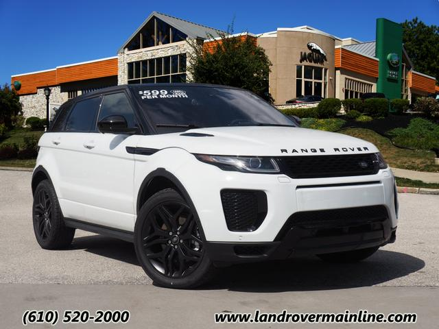 New 2018 Land Rover Range Rover Evoque HSE Dynamic AWD HSE Dynamic