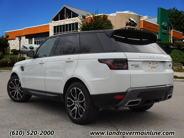 new 2018 land rover range rover sport hse td6 awd hse td6 4dr suv in wayne r0160 land rover. Black Bedroom Furniture Sets. Home Design Ideas