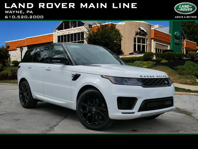 Land Rover Sport >> New 2020 Land Rover Range Rover Sport P525 Hse Dynamic With Navigation Awd