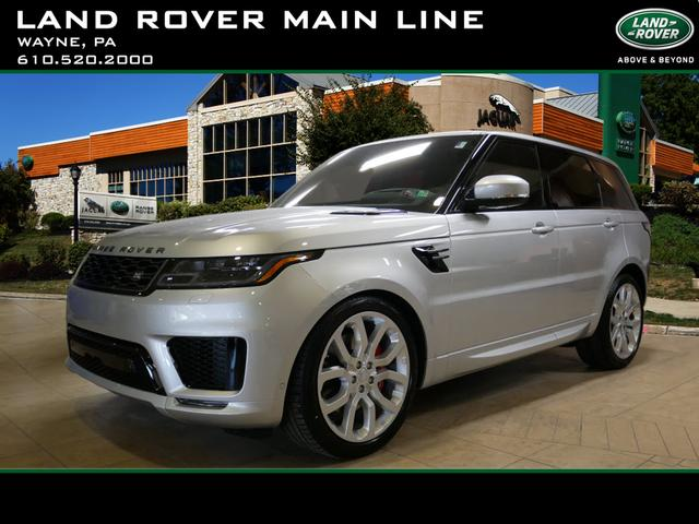New 2020 Land Rover Range Rover Sport P525 HSE Dynamic