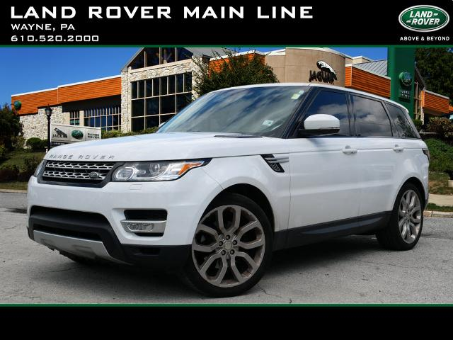 Pre-Owned 2015 Land Rover Range Rover Sport 3.0 Supercharged HSE