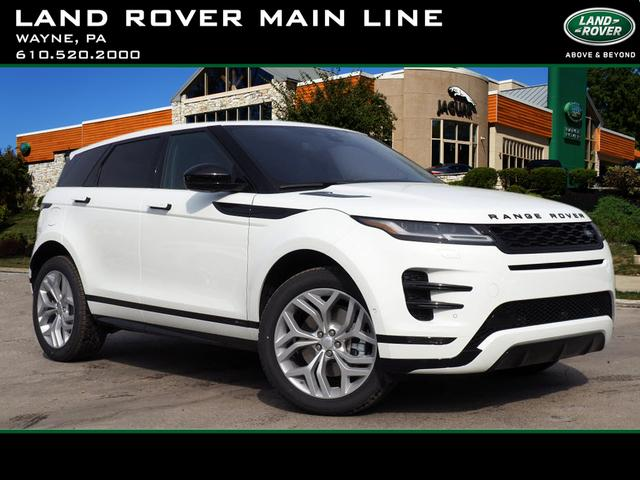 Range Rover Evoke >> New 2020 Land Rover Range Rover Evoque R Dynamic Se With Navigation Awd