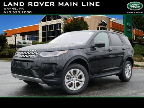 New 2020 Land Rover Discovery Sport P250 S