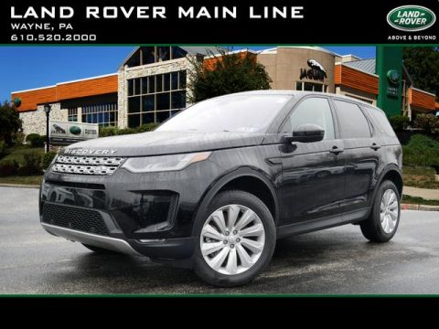 New 2020 Land Rover Discovery Sport P250 SE