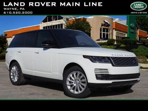 New 2019 Land Rover Range Rover HSE Td6
